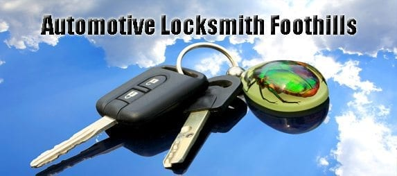 Automotive Locksmith Foothills