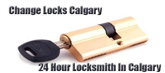 24 Hour Change Locks Calgary