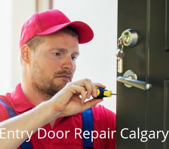 Entry Door Repair Calgary