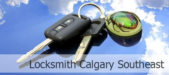 Locksmith Calgary Southeast